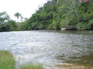 Rio Itaguari Cocos /Foto: Reprodução