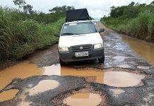 Resultado de imagem para rodovia lapa e ibotirama