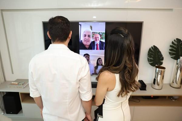 Casamento Virtual Coletivo