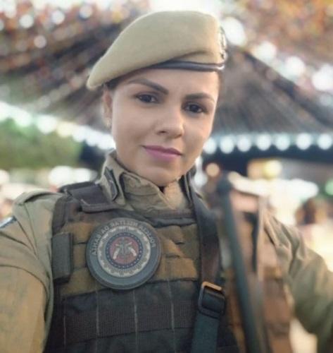 Comando da 38ª CIPM de Bom Jesus da Lapa emite Nota de Pesar pelo  falecimento da Policial Militar Rafaella Gonçalves | Notícias da Lapa